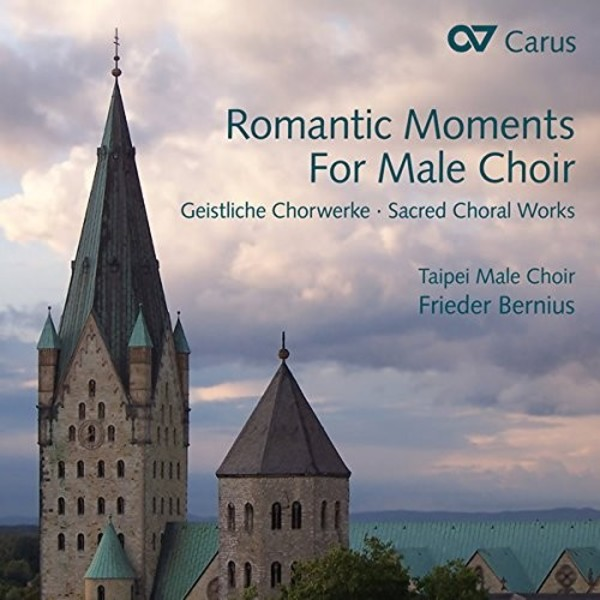 Romantic Moments for Male Choir: Sacred Choral Works | Carus CAR260299