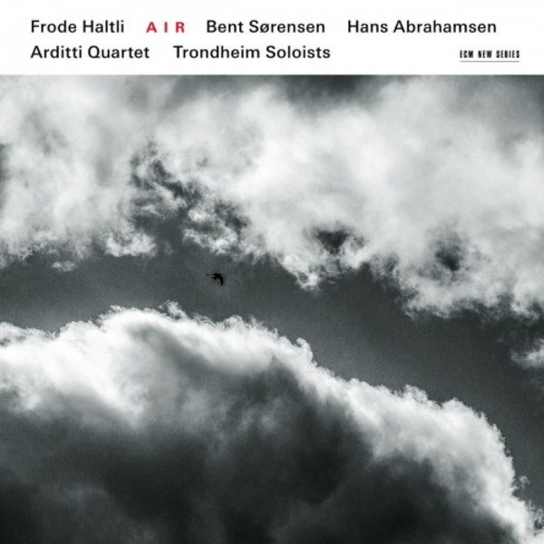 Air: Music for Accordion by Sorensen & Abrahamsen