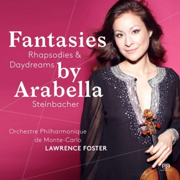 Fantasies, Rhapsodies & Daydreams | Pentatone PTC5186536