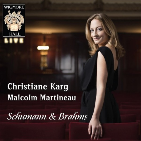 Christiane Karg sings Schumann & Brahms | Wigmore Hall Live WHLIVE0084