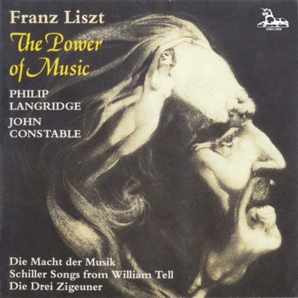 Liszt - The Power of Music | Unicorn Kanchana DKPCD9162