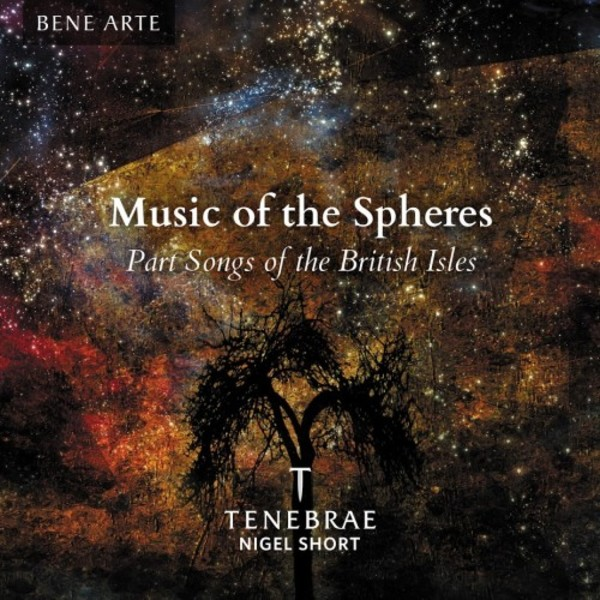 Music of the Spheres: Part Songs of the British Isles | Signum SIGCD904