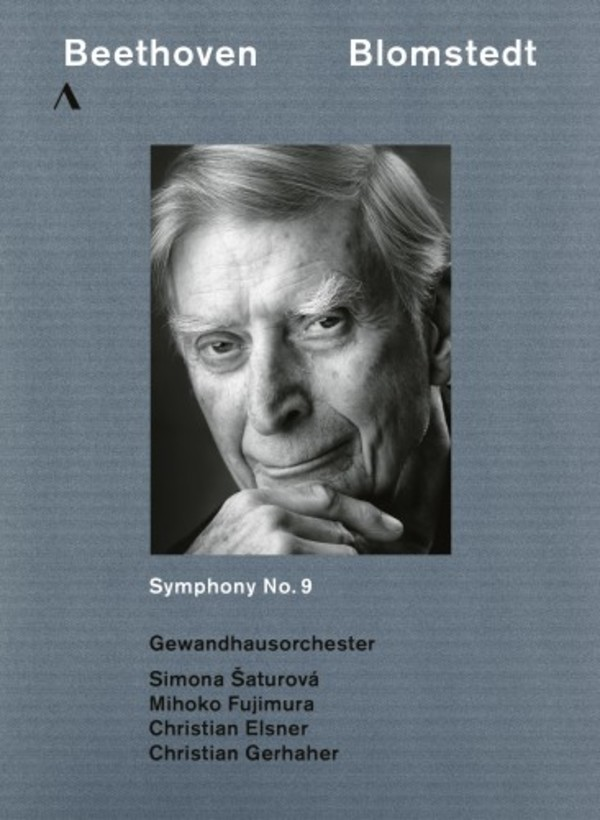 Beethoven - Symphony no.9 (DVD) | Accentus ACC20381