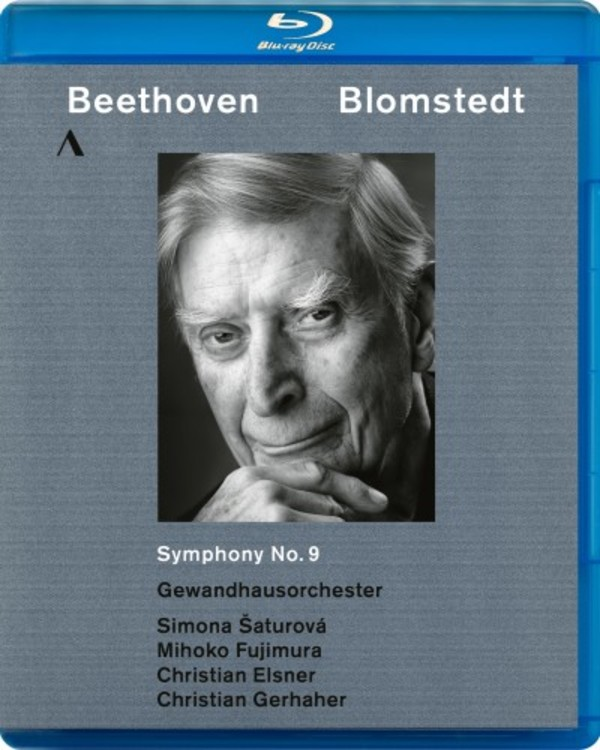 Beethoven - Symphony no.9 (Blu-ray) | Accentus ACC10381