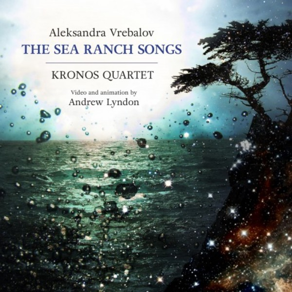 Vrebalov - The Sea Ranch Songs (CD + DVD) | Cantaloupe CA21122