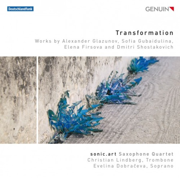 Transformation: Works by Glazunov, Gubaidulina, Firsova & Shostakovich | Genuin GEN16431