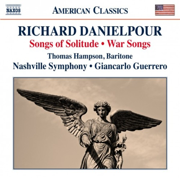 Danielpour - Richard Songs of Solitude, War Songs, Toward the Splendid City