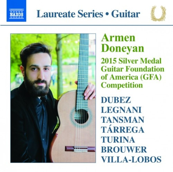 Armen Doneyan: Guitar Laureate Recital