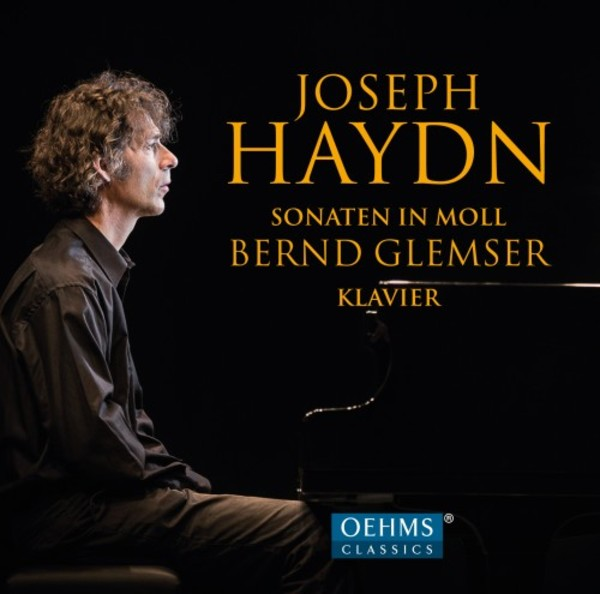 Haydn - Piano Sonatas in Minor Keys | Oehms OC455