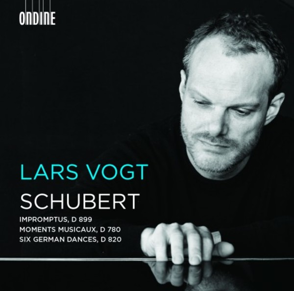 Schubert - Impromptus D899, Moments musicaux, German Dances | Ondine ODE12852