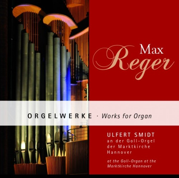 Reger - Works for Organ | Rondeau ROP6131