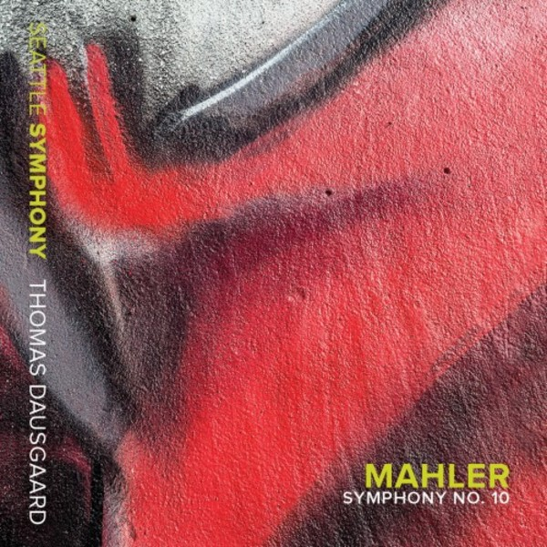 Mahler - Symphony no.10 (Cooke) | Seattle Symphony Media SSM1011