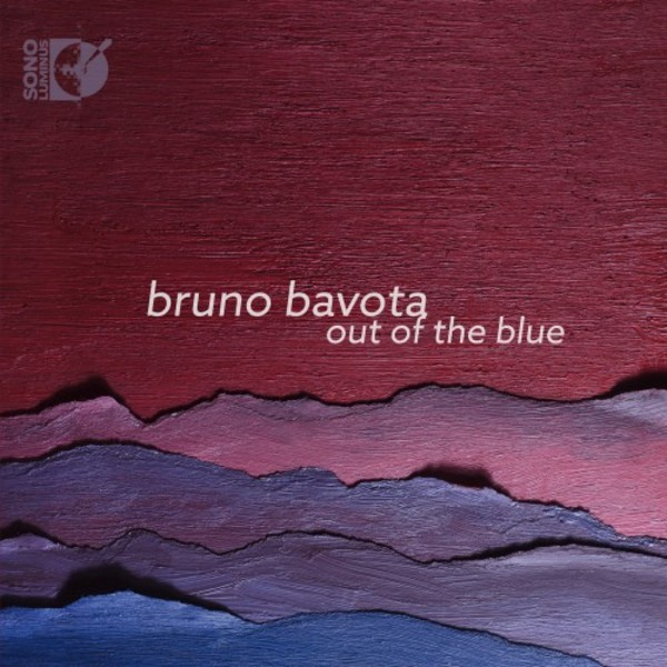 Bruno Bavota - Out of the Blue | Sono Luminus DSL92206