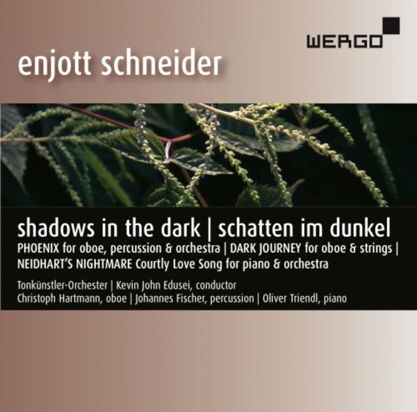 Enjott Schneider - Shadows in the Dark | Wergo WER51152