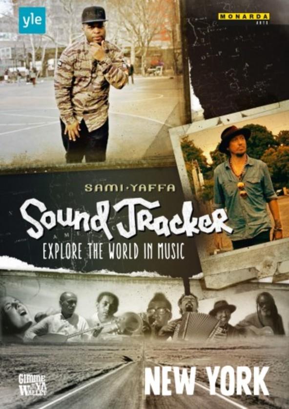 Sound Tracker: Explore the World in Music - New York (DVD) | Arthaus 109295