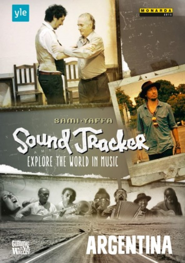 Sound Tracker: Explore the World in Music - Argentina (DVD) | Arthaus 109298