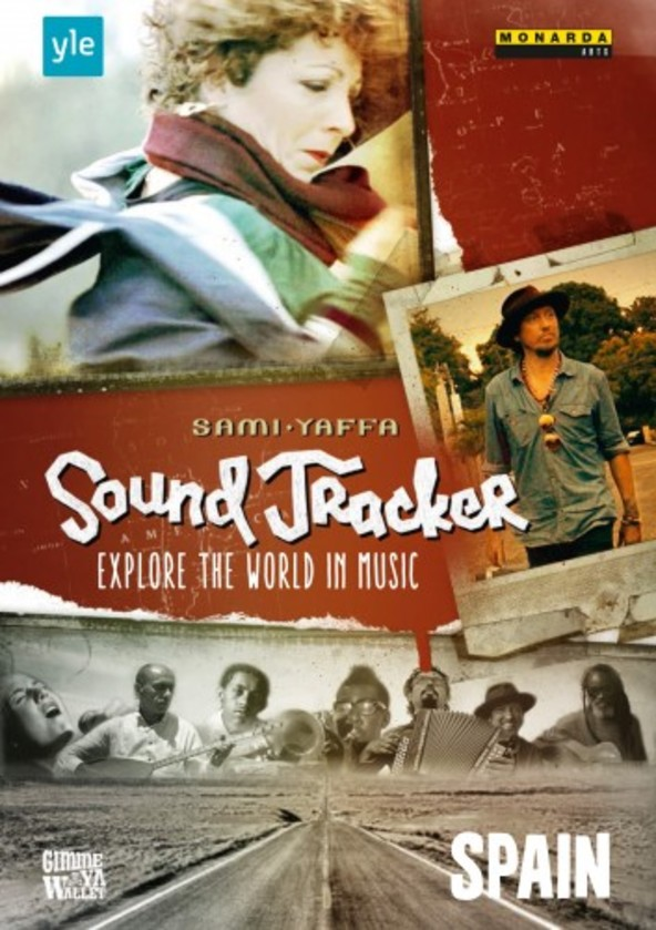 Sound Tracker: Explore the World in Music - Spain (DVD) | Arthaus 109299