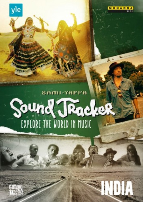 Sound Tracker: Explore the World in Music - India (DVD) | Arthaus 109304