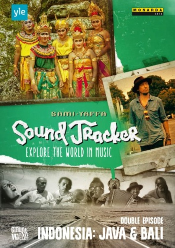 Sound Tracker: Explore the World in Music - Indonesia: Java & Bali (DVD) | Arthaus 109306