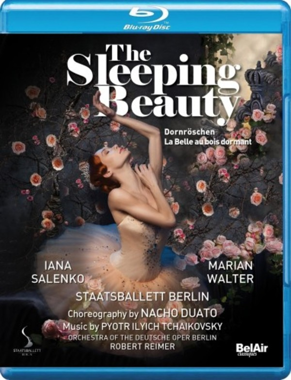 Tchaikovsky - The Sleeping Beauty (Duato) (Blu-ray) | Bel Air BAC431