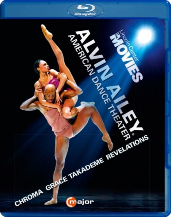 Alvin Ailey American Dance Theatre: Chroma, Grace, Takademe, Revelations (Blu-ray) | C Major Entertainment 738504