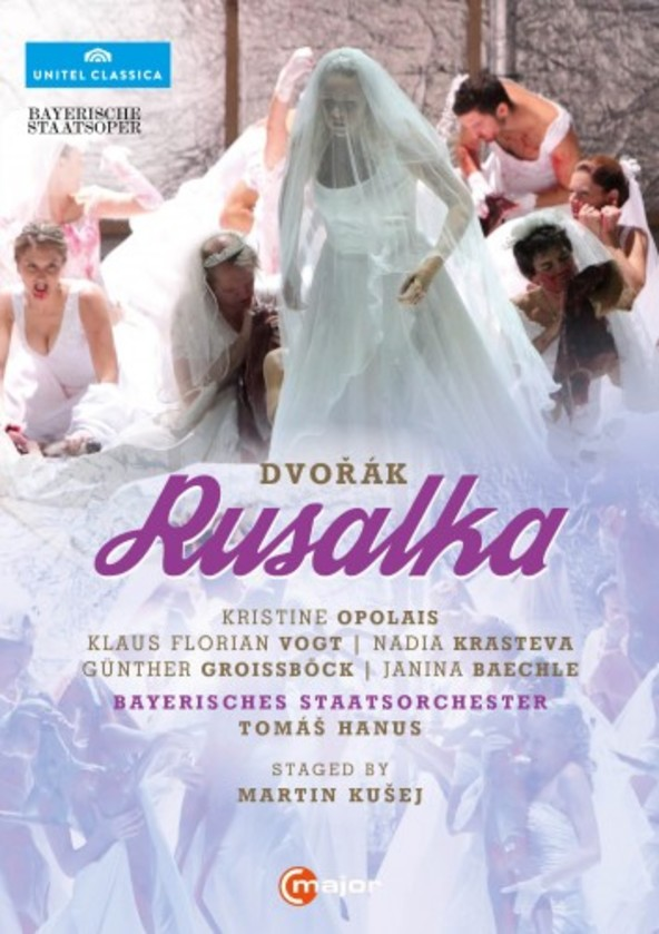 Dvorak - Rusalka (DVD) | C Major Entertainment 750808