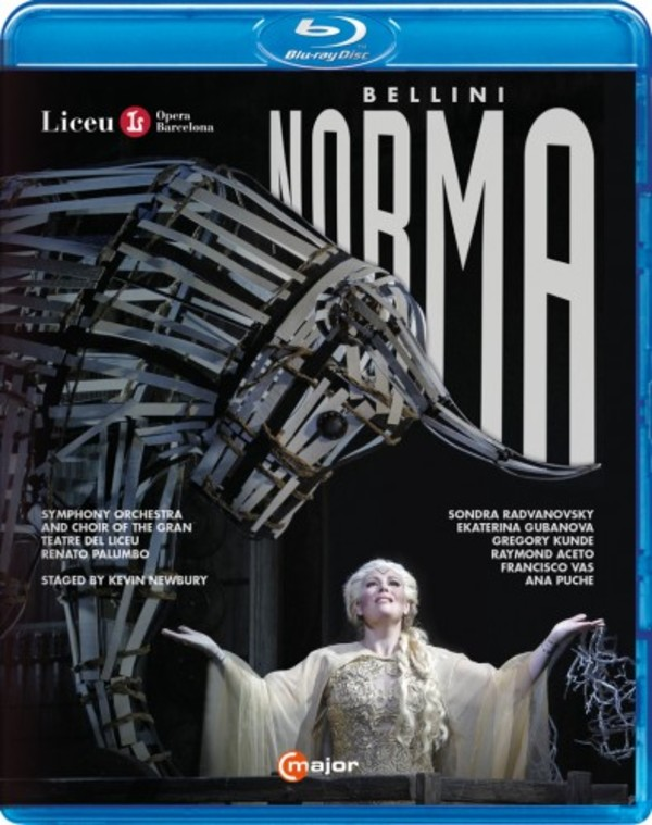 Bellini - Norma (Blu-ray) | C Major Entertainment 737304