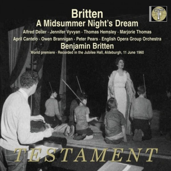 Britten - A Midsummer Night�s Dream