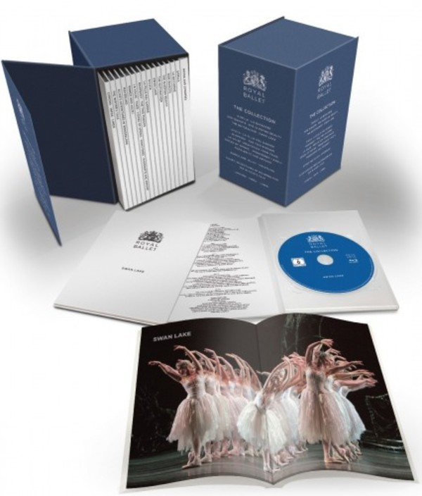 The Royal Ballet: The Collection (Blu-ray) | Opus Arte OABD7210BD