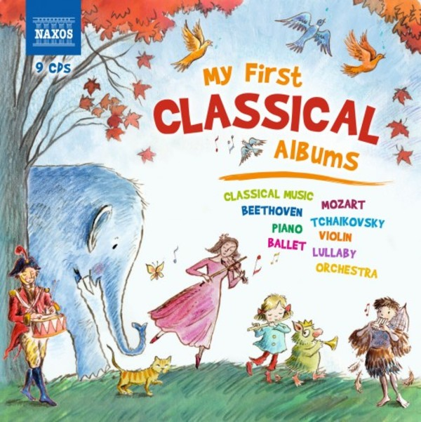 My First Classical Albums | Naxos 8509003