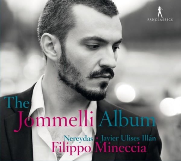 Filippo Mineccia: The Jommelli Album | Pan Classics PC10352