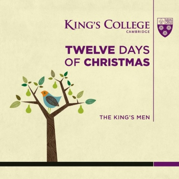 Twelve Days of Christmas | Kings College Cambridge KGS0017