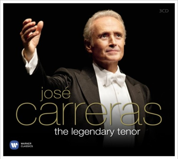 Jose Carreras: The Legendary Tenor