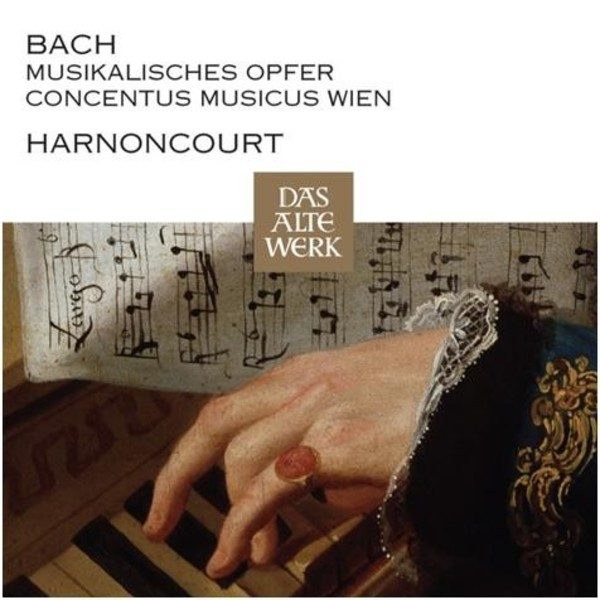 JS Bach - Musical Offering, BWV1079