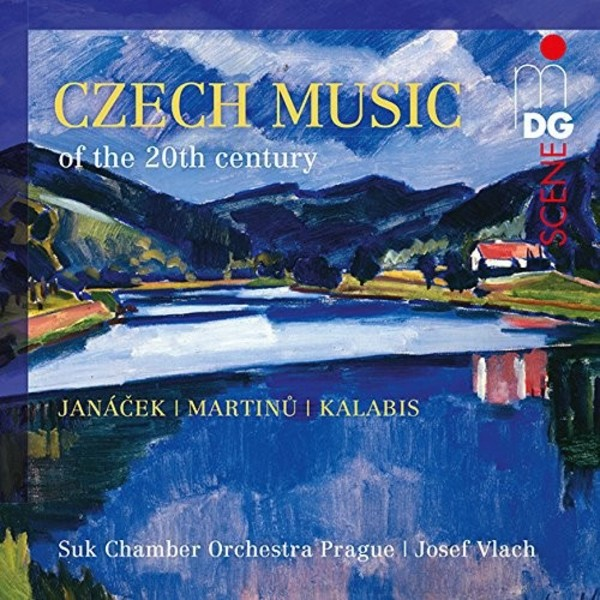 Czech Music of the 20th Century | MDG (Dabringhaus und Grimm) MDG6010317