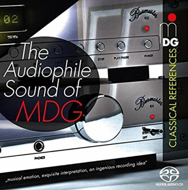 The Audiophile Sound of MDG | MDG (Dabringhaus und Grimm) MDG9061800