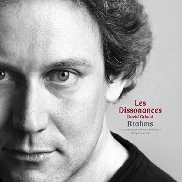 Brahms - Violin Concerto, Symphony no.4 | Les Dissonances 004LD