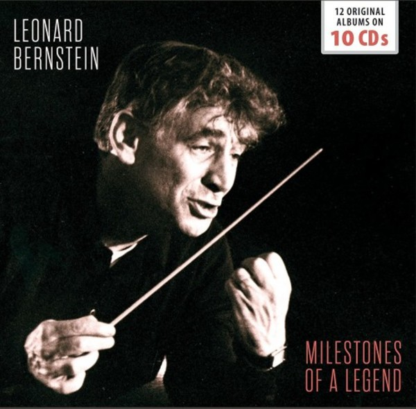 Leonard Bernstein: Milestones of a Legend | Documents 600329