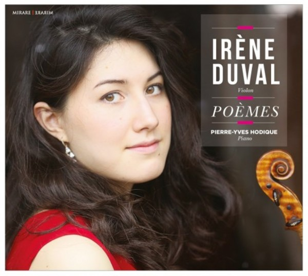Irene Duval: Poemes | Mirare MIR312