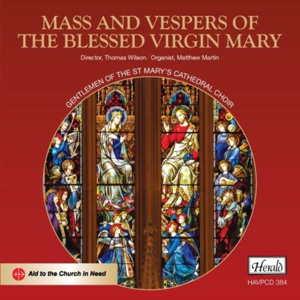 Mass and Vespers of the Blessed Virgin Mary | Herald HAVP384