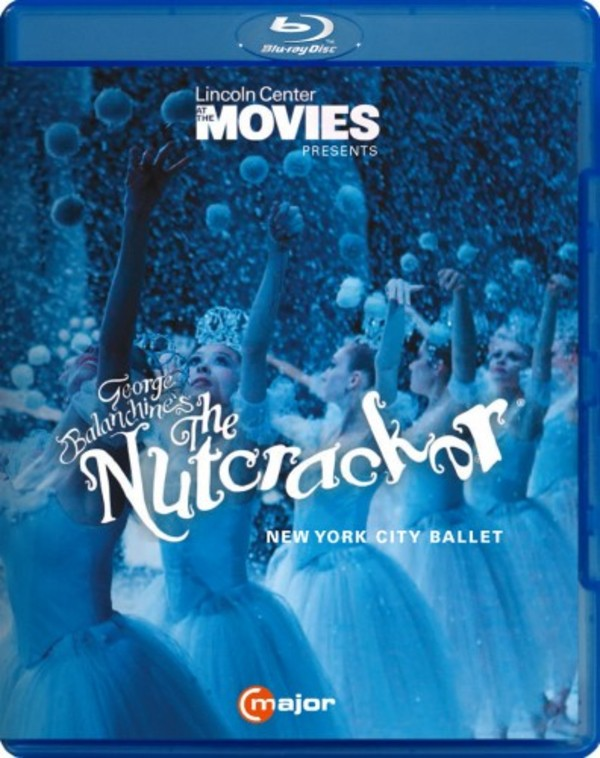 George Balanchine's The Nutcracker (Blu-ray) | C Major Entertainment 738704