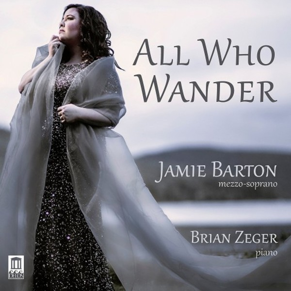 Jamie Barton: All Who Wander | Delos DE3494
