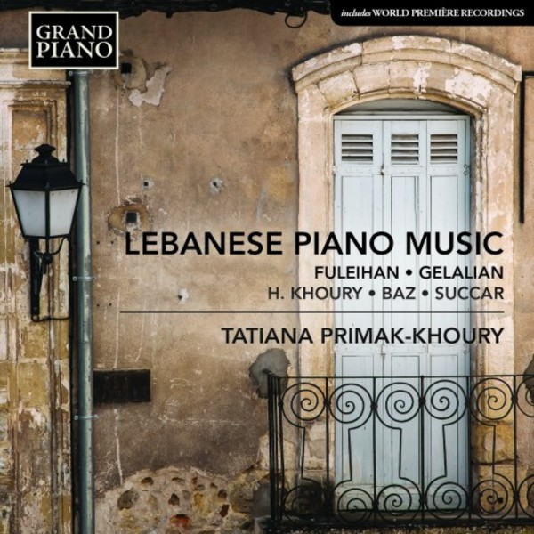 Lebanese Piano Music | Grand Piano GP715