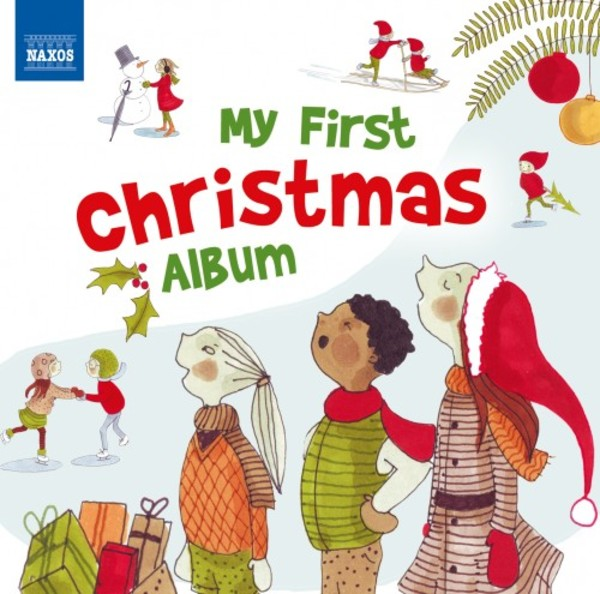 My First Christmas Album | Naxos 8578340