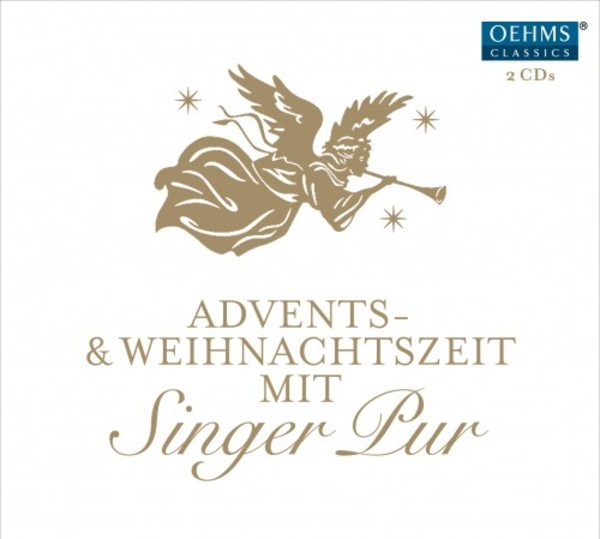 Advent & Christmas with Singer Pur | Oehms OC1855