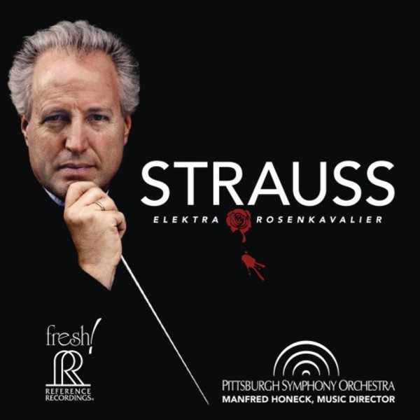 R Strauss - Suites from Elektra & Der Rosenkavalier | Reference Recordings FR722