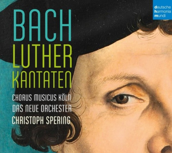 JS Bach - The Luther Cantatas | Sony 88985320832