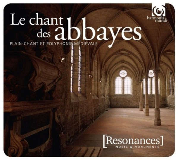 Voices of the Abbeys: Plainchant & Polyphony | Harmonia Mundi HMX290854849