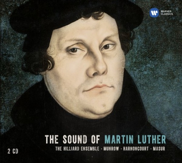 The Sound of Martin Luther | Warner 9029590910