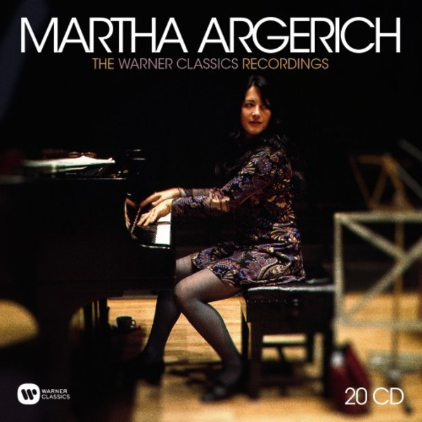 Martha Argerich: The Warner Classics Recordings | Warner 9029594898